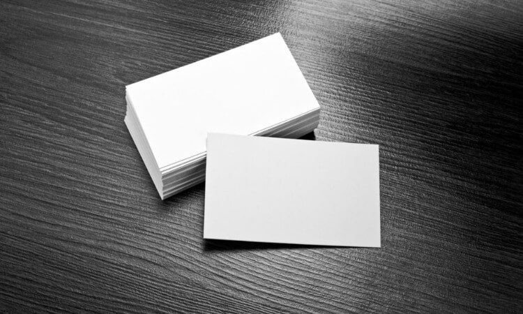 Are Business Cards Office Supplies Or Advertising?