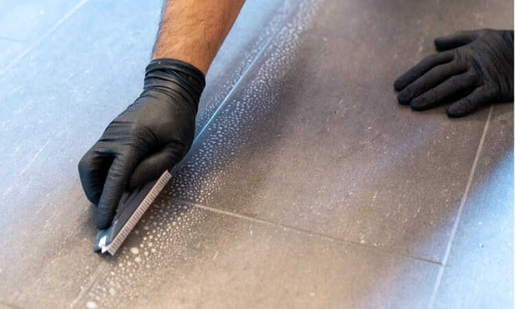 How To Clean Floor Tile Grout: Quick Tips
