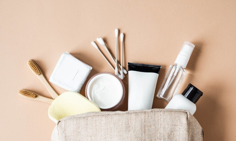 How To Clean Your Toiletry Bag 3 Easy Steps
