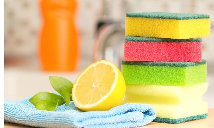 How To Disinfect A Sponge In 4 Effective Ways