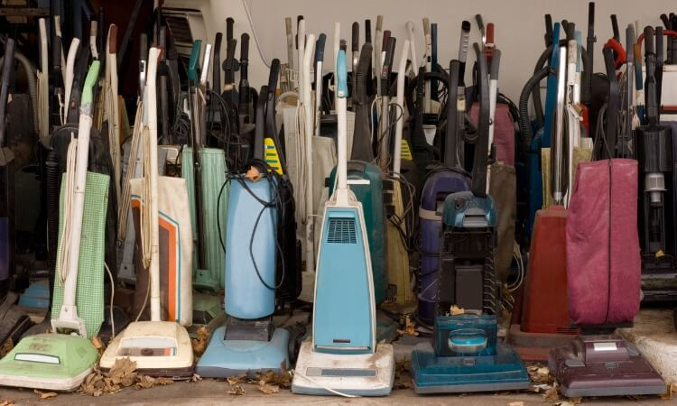 How To Dispose Of Vacuum Cleaners Reducing Pollution