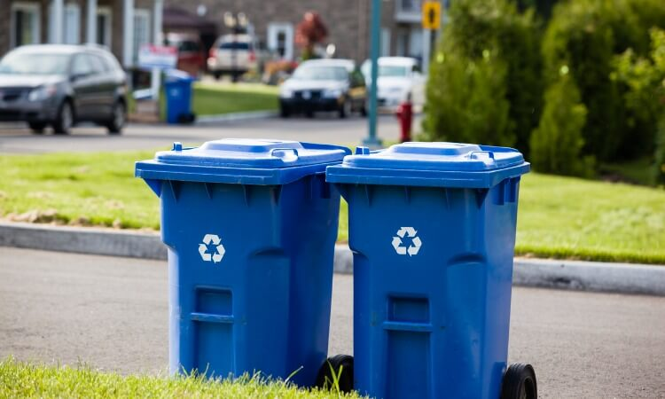 How To Get More Recycling Bins Recycle Efficiently