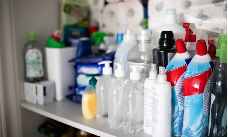 How To Hide Cleaning Supplies In Bathroom Tips For An Organized Bathroom