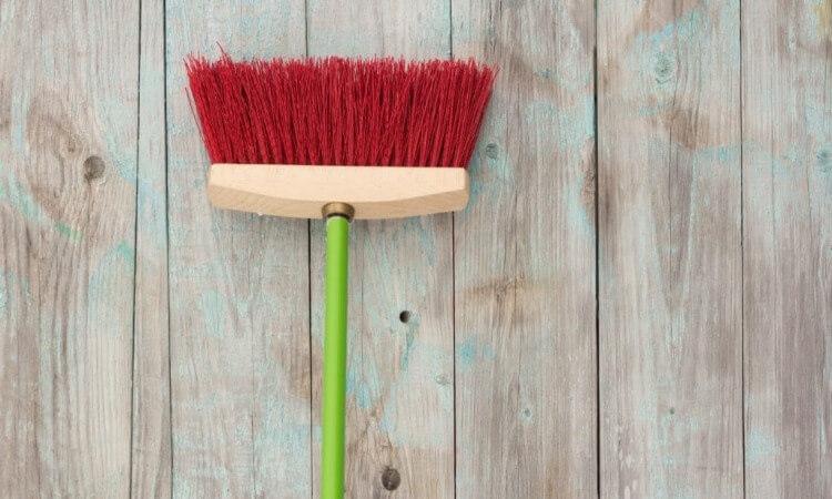 How To Make A Broom Stand And Holder: DIY Organizing Tips