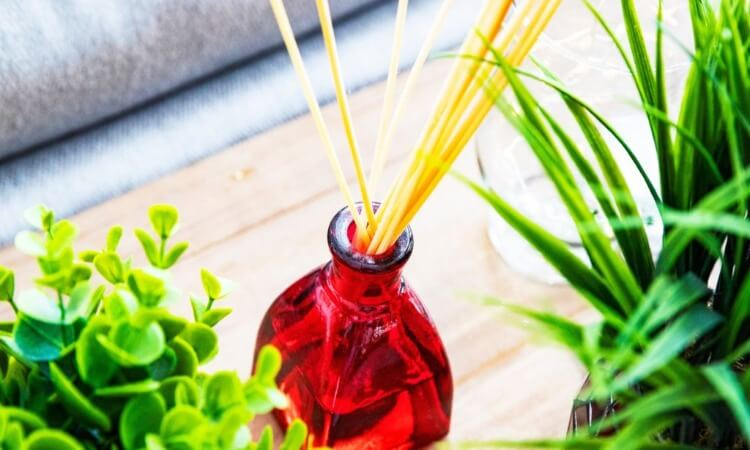 How To Make An Air Freshener With Essential Oils For Garden Scent