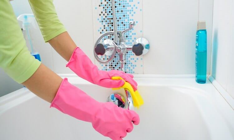 How To Store Bathroom Cleaning Supplies: Easy Tips