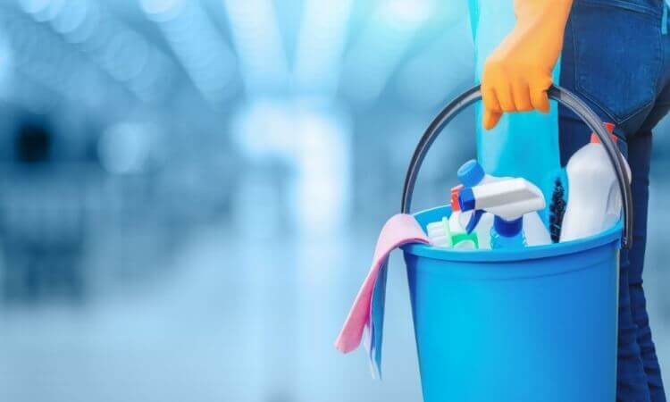 How To Store Cleaning Supplies: Keep Them Clean Too