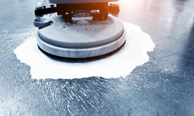 How To Use A Floor Polisher Machine