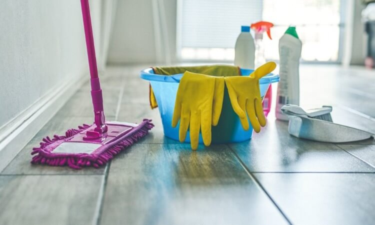 How To Wash A Broom And Other Cleaning Tools