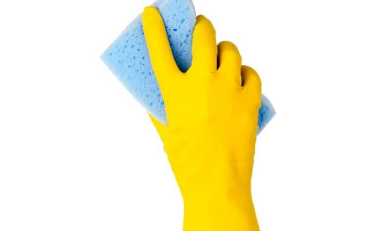 Reusable Cleaning Gloves For Hand Protection