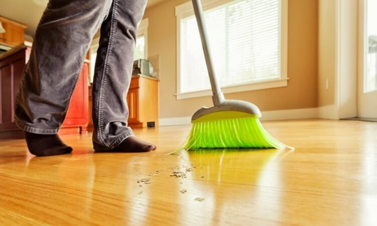The 7 Best Brooms For Wood Floors: Cleaning Must-Haves