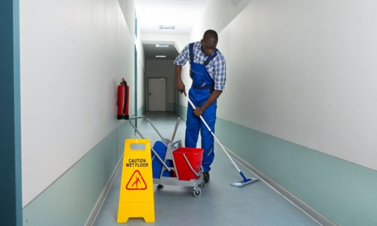 What Are Janitorial Supplies