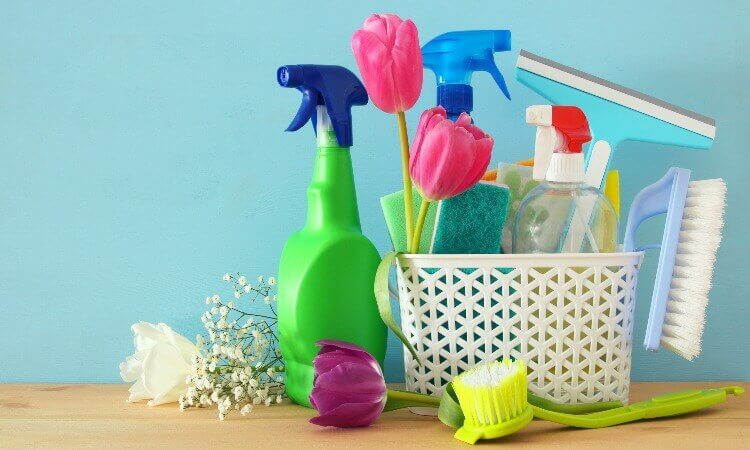 Where To Store Cleaning Supplies: Cleaning Tips